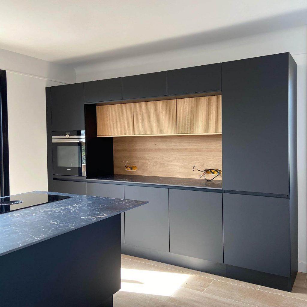 Connaissez-vous la cuisine Leicht modèle F45 ?